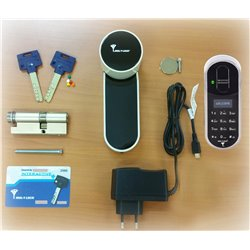 Kit Or serrure électronique connectée ENTR Mul-T-Lock