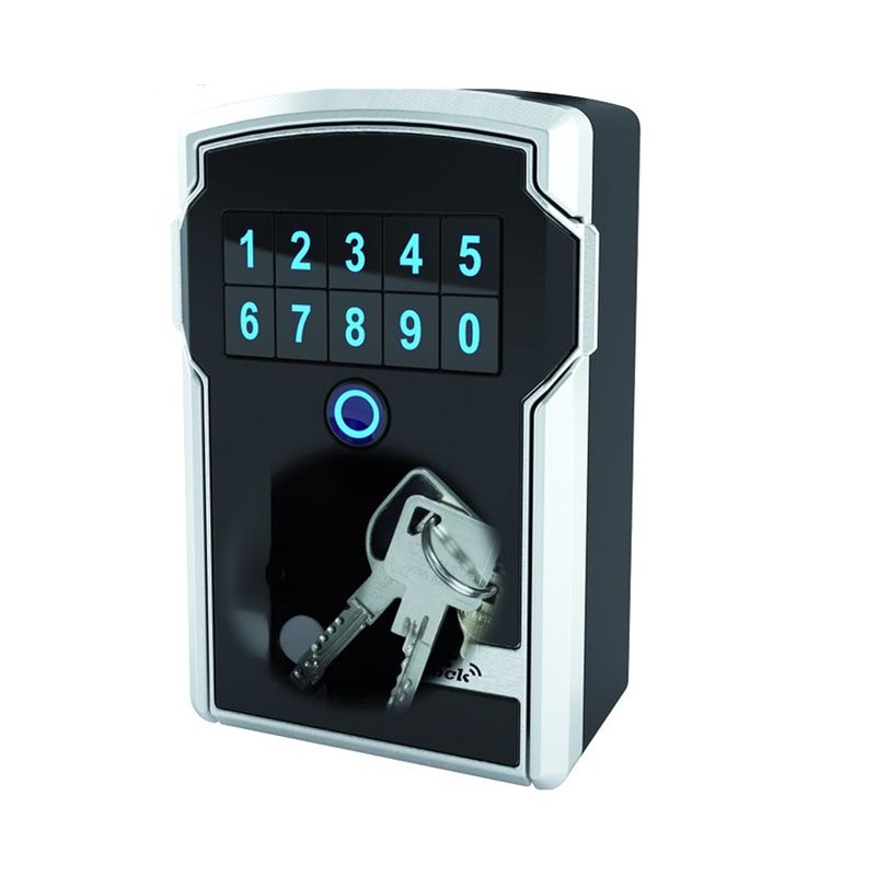 coffre cl s curis select access smart master lock. Black Bedroom Furniture Sets. Home Design Ideas