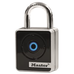 Cadenas 47mm connecté bluetooth utilisation intérieure Master Lock