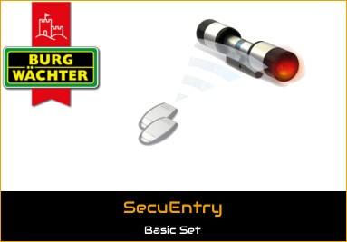 Burg Wächter SecuEntry - Cylindre électronique de sécurité
